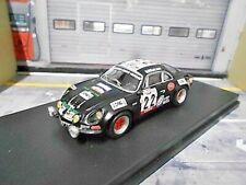 RENAULT Alpine A110 Rallye Tour de Corse #22 Marteil 1979  1/150 Trofeu 1:43