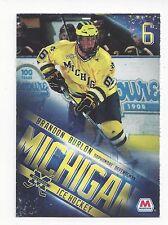 2009-10 Michigan Wolverines Brandon Burlon (Düsseldorfer EG)