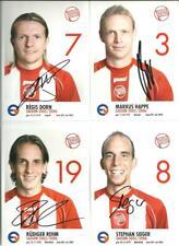 Kickers Offenbach - 12 Karten -  SpVgg. Unterhaching - 12 Karten - Eingeklebt
