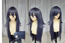 90cm Fire Emblem Awakening lucina Anime Cosplay Costume Wig +Wig CAP +Track