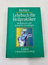 Isolde Richter - Lehrbuch für Heilpraktiker - Buch