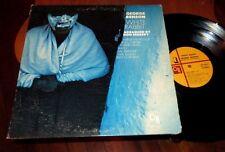GEORGE BENSON White Rabbit LP NM US CTI JAZZ VINYL '71 HANCOCK KLUGH LAWS CARTER