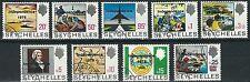 Seychellen - Unabhängigkeit Satz gestempelt 1976 Mi. 366-374