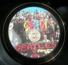 THE BEATLES SGT PEPPERS LONELY HEART CLUB BAND  VINYL LP RETRO BOWL IDEAL GIFTI