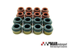 YB Cosworth OE quality Valve Stem Seal Set German Reinz / Elring - Red & Green