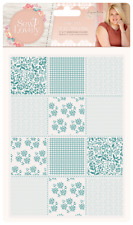 Crafters Companion - Sew Lovely - SARA SIGNATURE COLLECTION - Cardmaking