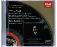 EMI GREAT RECORDINGS 2 CD KLEMPERER CONDUCTS WAGNER