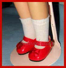 """RED Patent Mary Jane SHOES fit Idea 12"""" Vinyl SHIRLEY TEMPLE Doll"""