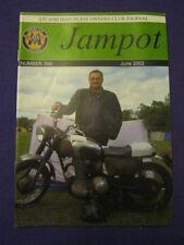 JAMPOT - AJS & MATCHLESS - June 2002 #599