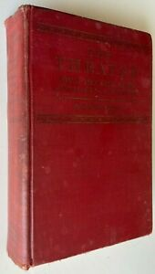 1935 The Theatre Three Thousand Years Of Drama, Acting and Stagecraft, FREE POST