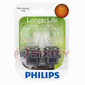 Philips Brake Light Bulb for Plymouth Acclaim Breeze Grand Voyager Neon jh