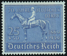 Deutsches Reich Mi.Nr. 698 Derby postfrisch Mi.Wert 80€ (5273)