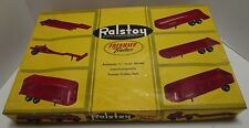 VINTAGE RALSTOY FRUEHAUF TRAILERS BOXED SET ***NEW IN BOX***