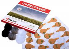 Rycote Micrófono Lavalier Para OVERCOVER 065505 (paquete de 30)