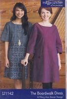 PATTERN - Boardwalk Dress - women's sewing PATTERN - Indygo Junction