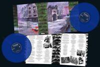 BLITZKRIEG - UNHOLY TRINITY - ROYAL BLUE - 2 LP