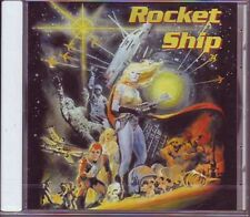 V.A. - ROCKET SHIP - Buffalo Bop 55052 50s Rock CD
