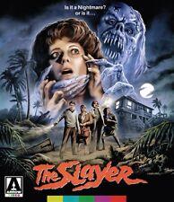 THE SLAYER New Sealed Blu-ray + DVD