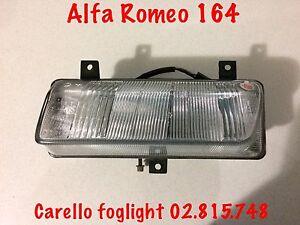 Alfa Romeo 164 left side fog light 🍀