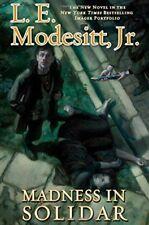 Book -  Madness in Solidar:  The Imager Portfolio by L. E. Modesitt, Jr.