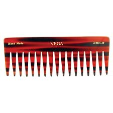 Vega Salon Styling Professional Barber Large Shampoo Hair Comb ( HMC-30 )