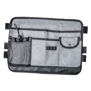 Wheelchair Side Bag - Arm Rest Pouch - Wheel Chair Accessories Organizers for