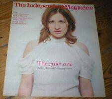 KELLY MACDONALD rare magazine 2005 Paul Theroux Cheeky Girls Slade Noddy Holder