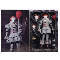 IT Pennywise 7in Action Figure 2017 IT Clown Action Figure Figma Gift