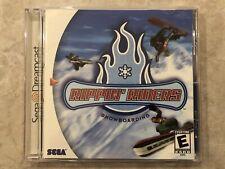 Rippin' Riders Snowboarding ( Sega Dreamcast ), Complete w/Case & Manual