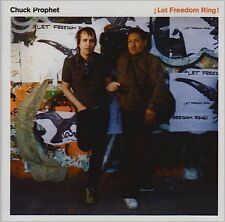Chuck Prophet-Let Freedom Ring CD   New