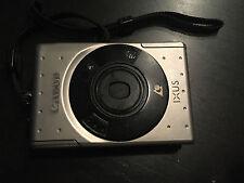 Canon IXUS Kompaktkamera Kamera mit 24-48mm 1:4.5-6.2 Optik