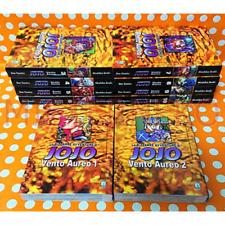 Manga - Le Bizzarre Avventure Di Jojo Vento Aureo Serie Completa 1/10