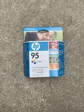 HP 95Tri-color Inkjet Print Cartridge Brand New NIB