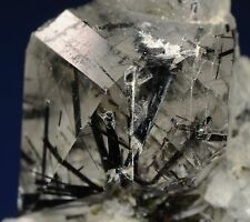 Melanson TN Collection Quartz w/ Tourmaline incl. Nyet Bruk, Pakistan 501074