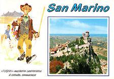San marino-prima torre-la torre 1. del Monte Titano-unesco-patrimonio mundial