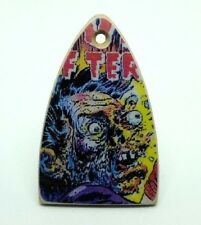 Truss rod cover zombie Fits PRS guitar Handmade