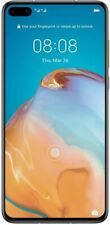 "Huawei P40 Smartphone Dual-Sim (6.1""), 128 GB, 8 GB RAM, silber"