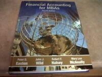 Financial Accounting For Mbas  - by Easton