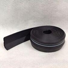 8' Bottom Seal Wood Doors Garage Barn Stall Soft Foam Rubber Black