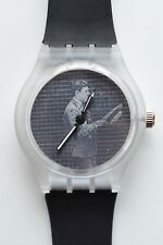 Hipster Lenticular Muybridge watch - Retro 80s designer watch