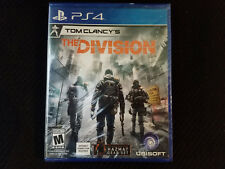 Tom Clancy's The Division w/ Hazmat Gear Set (Sony PlayStation 4) Brand NEW