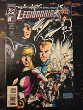 Legionnaires #0 1st App. XS-The Flash's Daughter (DC,1994) Free Combine Shipping