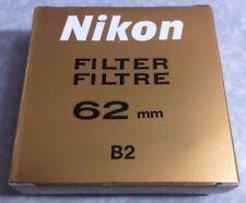 Filtri colorati rotondo Nikon per fotografia e video