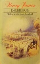 English Hours(Paperback Book)Henry James-Oxford University Press-1981