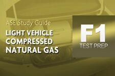 ASE F-1 Light Vehicle Compressed Natural Gas Test Prep Program / DVD / Manual