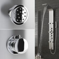 Panneau de douche en inox panneau de colonne de douche thermostat douche