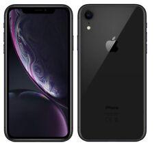 "Apple MRY92B/A iPhone XR 6.1"" Smartphone 3GB RAM 128GB Sim-Free - {Black} C"