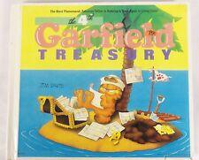 Fourth Garfield Treasury by Jim Davis (1987, Paperback)