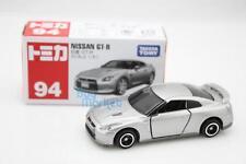 Tomica Takara Tomy #94 NISSAN GT-R Silver Scale 1/61 Diecast Toy Car Japan