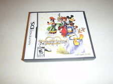 Kingdom Hearts Re: Coded Nintendo DS Game Complete
